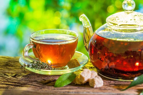 Как погадать на чае?