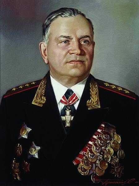 Андрей Васильевич Хрулев
