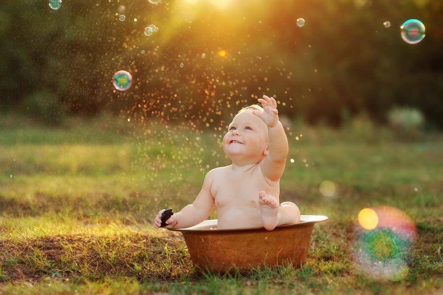 Первое лето в жизни малыша. Как провести его с пользой для здоровья?