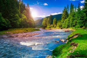 Какие реки в России меняют свои течения?