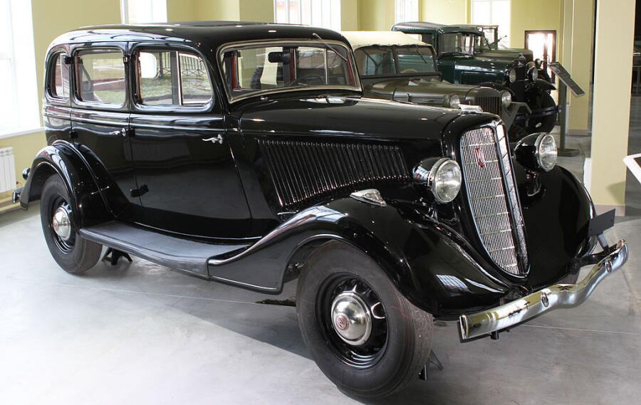 ГАЗ М-1, «Эмка»