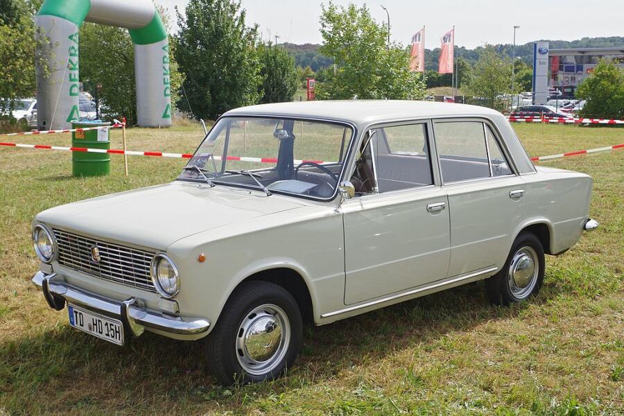 ВАЗ 2101 «Жигули»