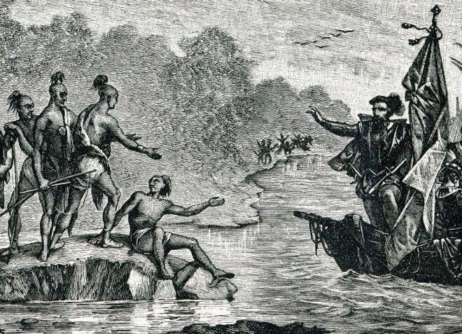 Сифилис привезли в Европу моряки Колумба