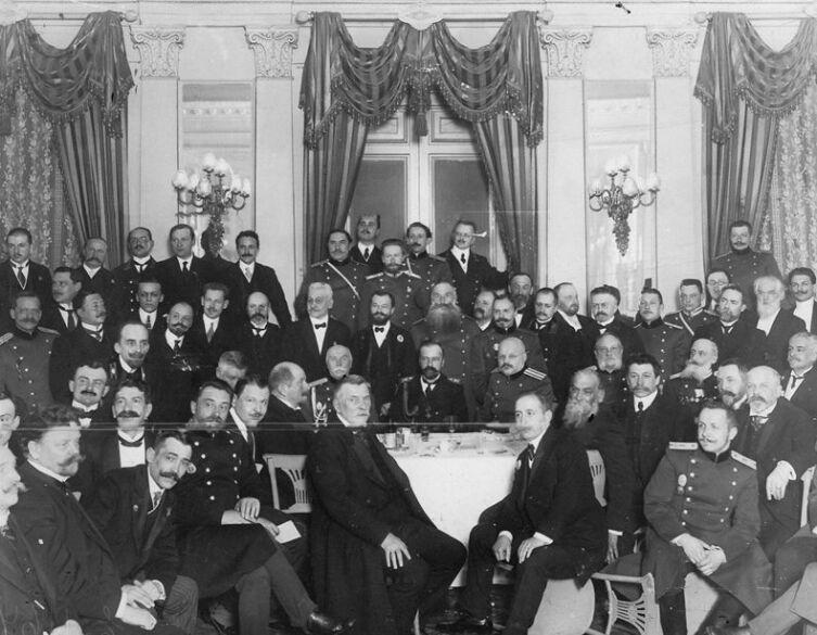 Третий Всероссийский Воздухоплавательный Съезд 1914 г.