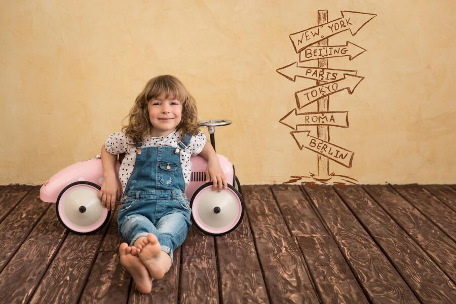 Как Галка заполняла свой детский досуг? Часть 1