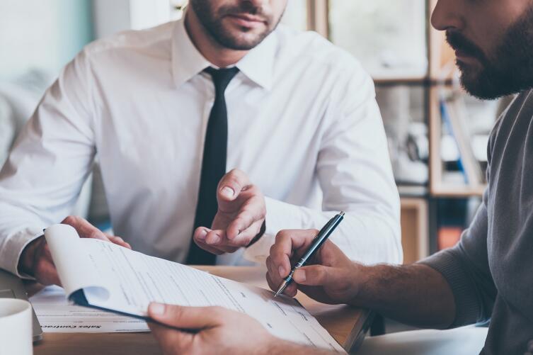Проверяйте организации, с которыми хотите иметь дело