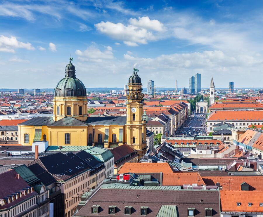 Мюнхенский собор Святого Каэтана