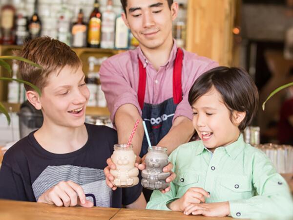 Как провести семейный досуг с детьми в сети ресторанов «Чайхона №1»?