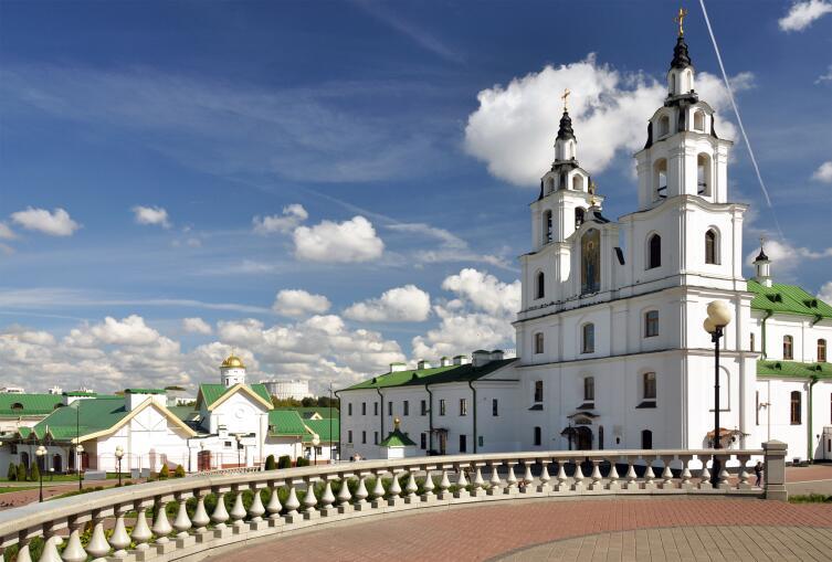 Собор Святого Духа в Минске
