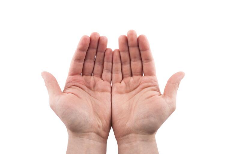 Каков человек в любви? Присмотритесь к его пальцам