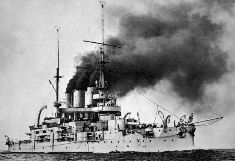 Броненосец «Князь Потёмкин-Таврический» был лучшим кораблём Черноморского флота
