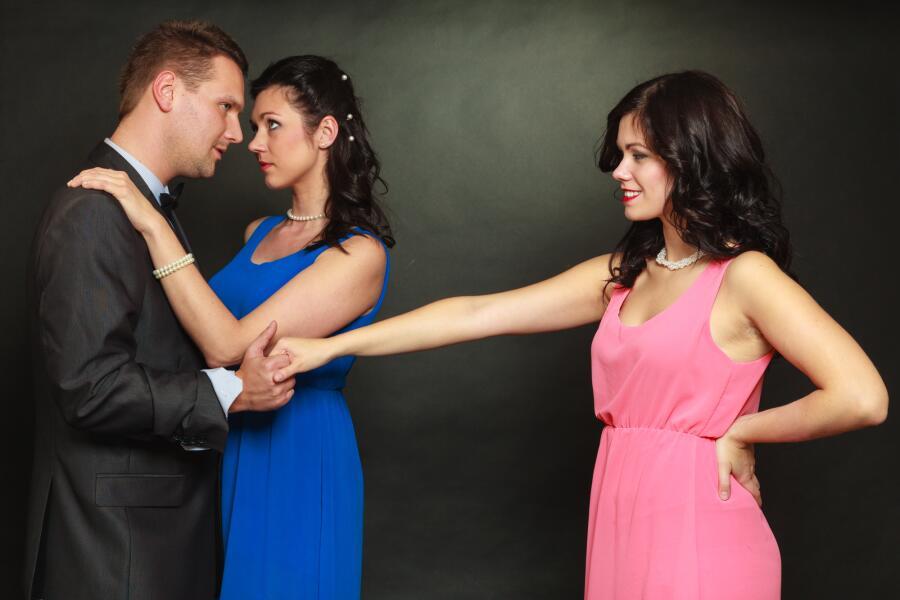 Групповые отношения, или Почему они выбрали свинг? История первая
