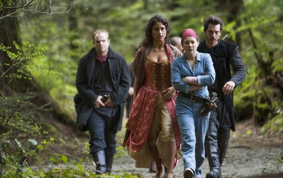 Кадр из фильма «Мир реки», 2010 г.