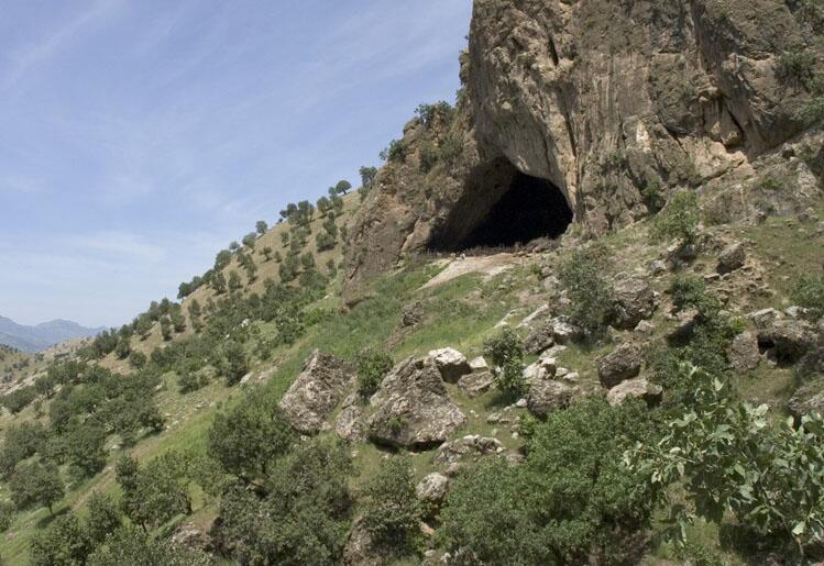 Пещера Шанидар