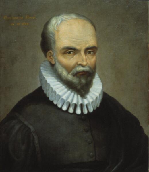 Портрет Амбруаза Паре