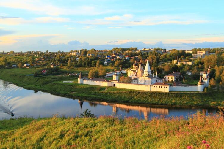 Царская резиденция в Твери