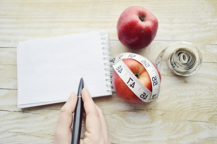 Как правильно считать калории и вести дневник калорийности?