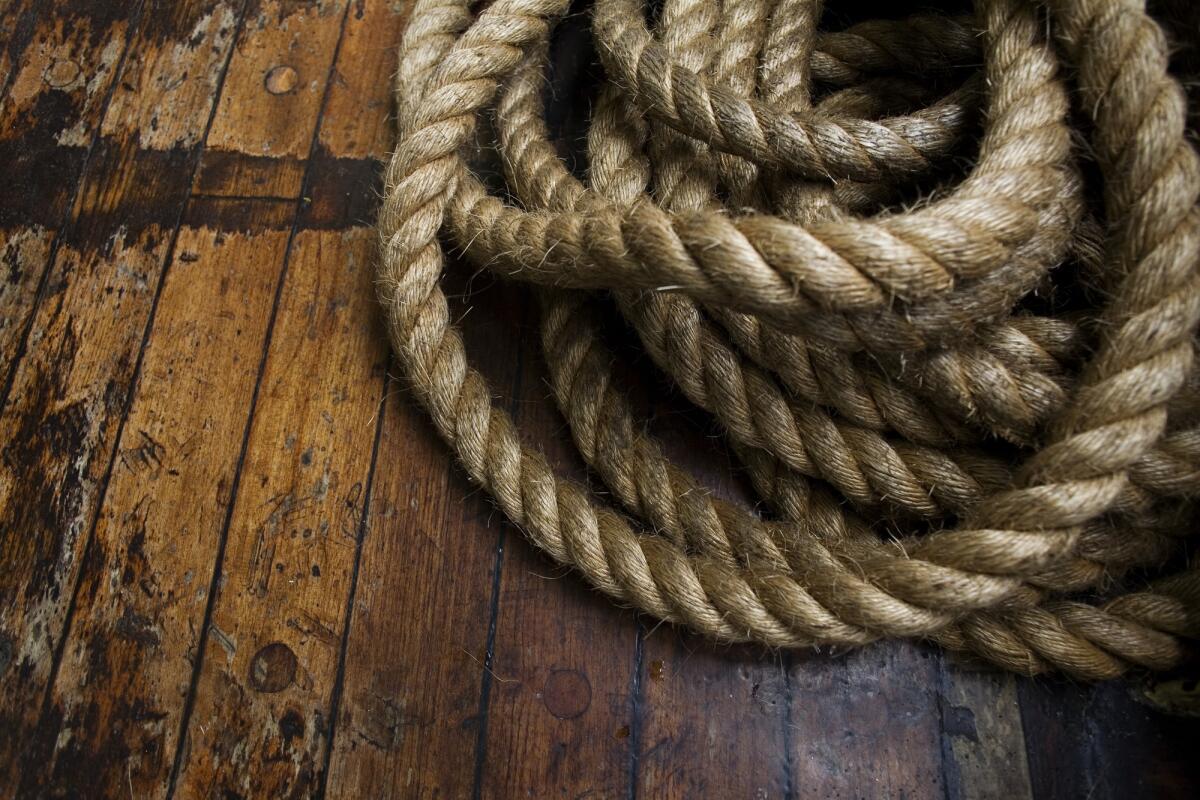 Как и из чего делают веревки?