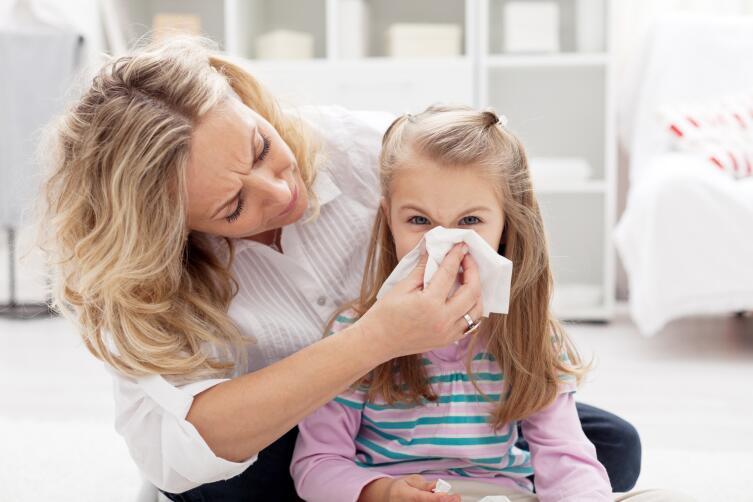 Никаких прививок в фазе острого заболевания