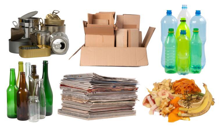 Начните сортировать мусор