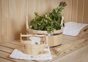 Какие веники нужны для бани?