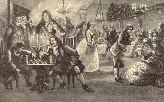 Ассамблея при Петре I