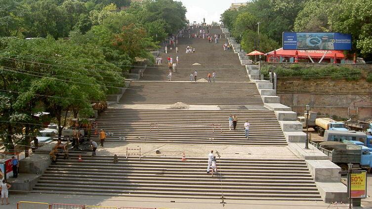 Потёмкинская лестница, г. Одесса