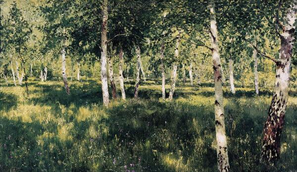 Исаак Левитан. Что отражают его картины - одиночество или чувство глубокого умиротворения?