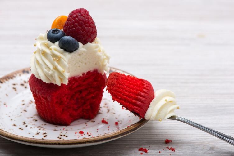 Капкейк. Как испечь сказочный тортик?
