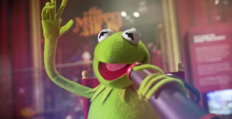 Даже лягушата из Маппет-шоу отплясывали под «At the hop»