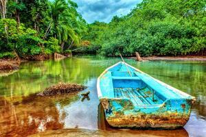 Где расположен... остров сокровищ?