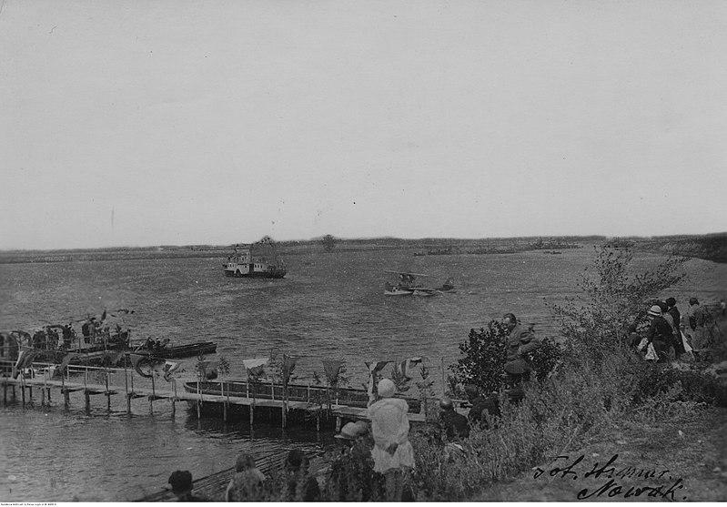Чем прославилась Пинская речная флотилия?