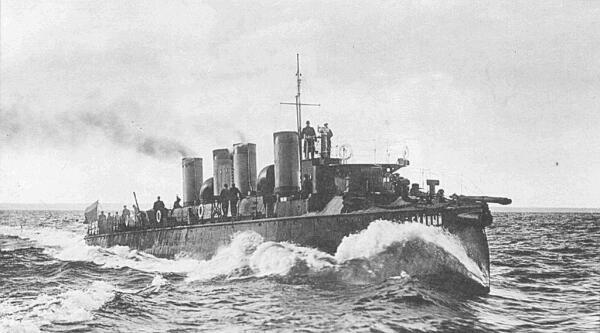 «За Родину в море открытом умрем»: как сражались миноносцы в Русско-японской войне?