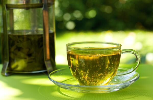 Что хорошего в зеленом чае?