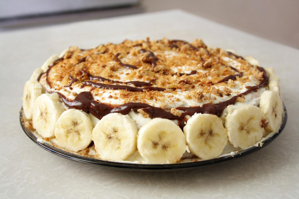 торт банановый картинка мало