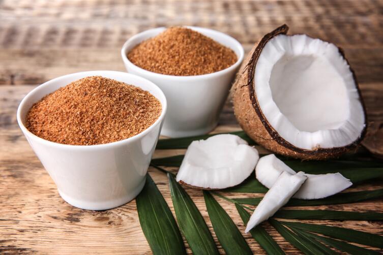 Пальмовый сахар тоже достаточно сладкий
