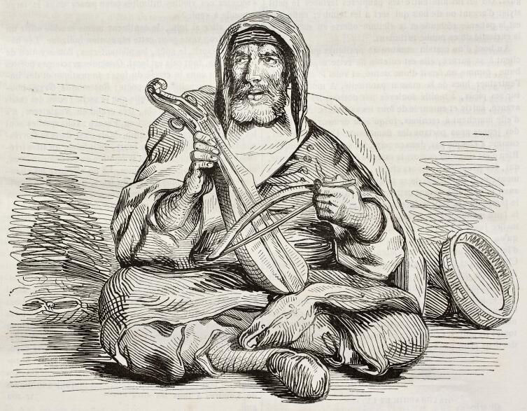Еврейский музыкант