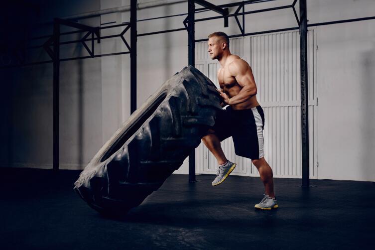 Чтобы мышцы росли, им нужна большая нагрузка!