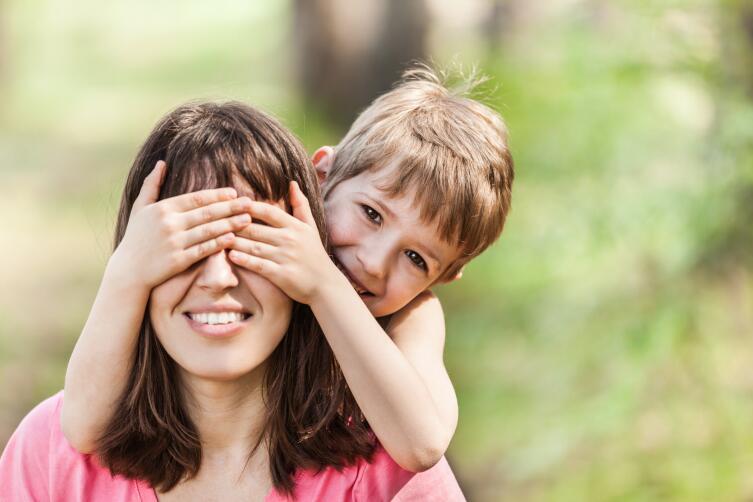 Создавайте доверительные отношения с ребенком, они помогут вам в будущем