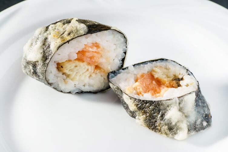 Рис защищал рыбу от порчи