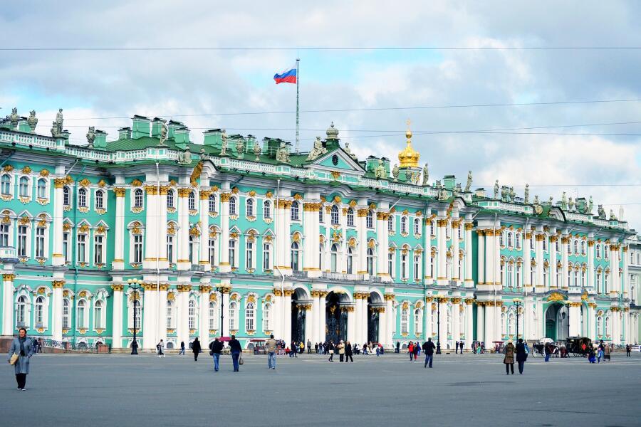 Куда сходить в Петербурге за 7 дней?