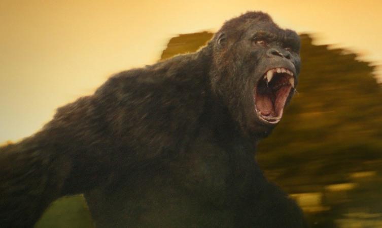 Кадр из фильма «Конг. Остров Черепа»