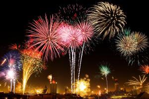 Новый год в тёплой компании - как встретить его ярко и необычно?
