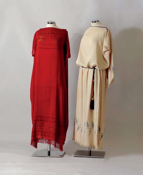 Два платья Пуаре, Париж 1920 г.