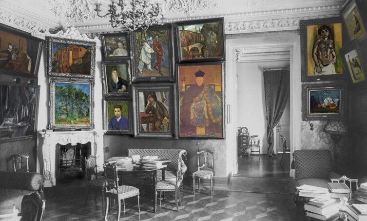 Зал импрессионистов