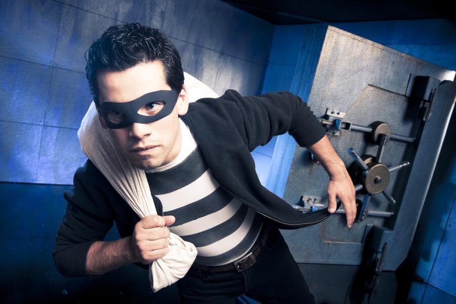 Талант воровать: каковы самые великие ограбления в истории?