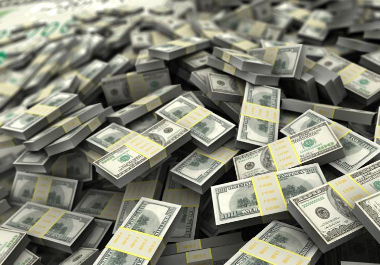 Воры предпочитают доллары