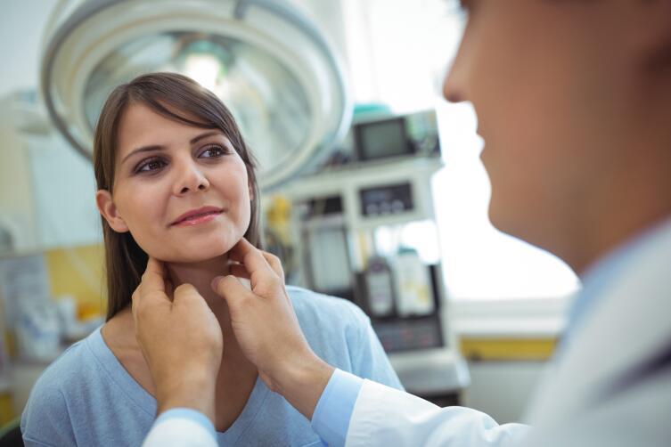 Возможно требуется терапия по восстановлению работы щитовидной железы