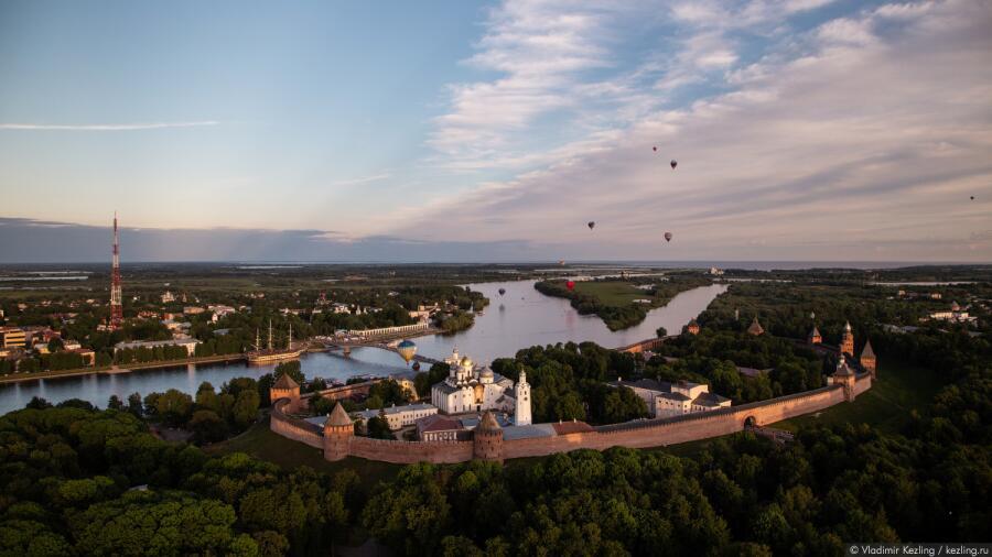 Что посмотреть в Новгородской области?