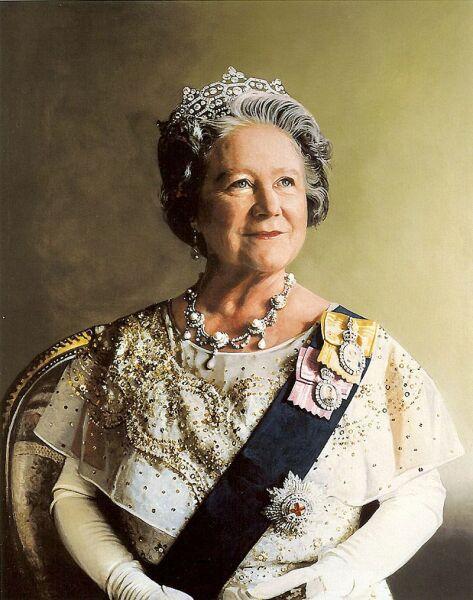 Елизавета Боуз-Лайон, мать королевы Елизаветы II